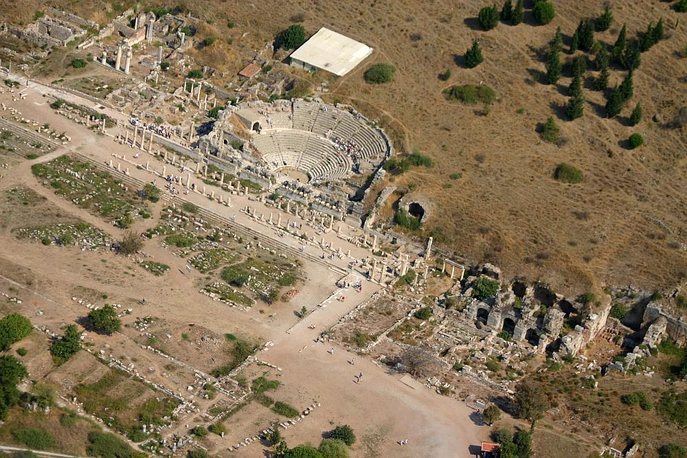 About Ephesus